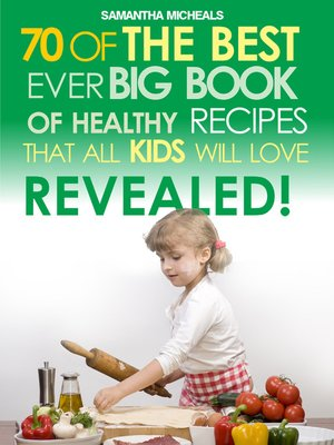 cover image of Kids Recipes