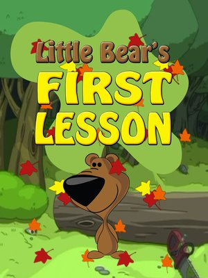 cover image of Little Bear's First Lesson