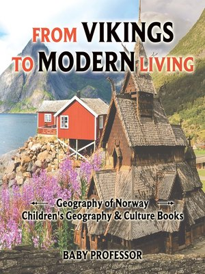 cover image of From Vikings to Modern Living