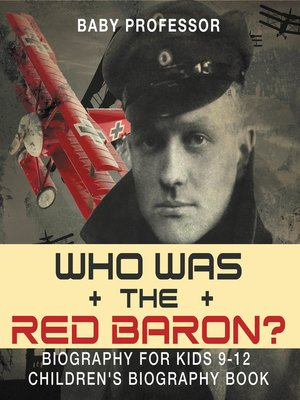 cover image of Who Was the Red Baron?