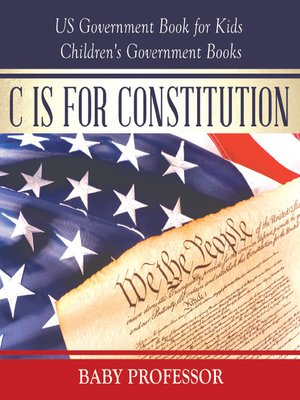 cover image of C is for Constitution