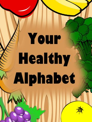 cover image of Your Healthy Alphabet