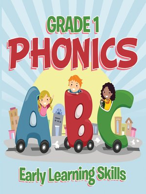 cover image of Grade 1 Phonics--Early Learning Skills