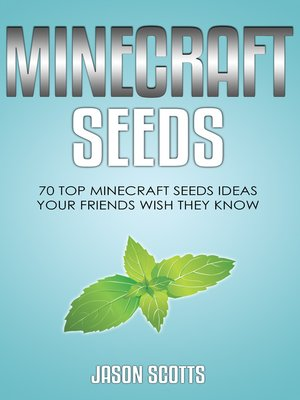cover image of Minecraft Seeds