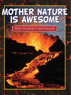 cover image of Mother Nature is Awesome