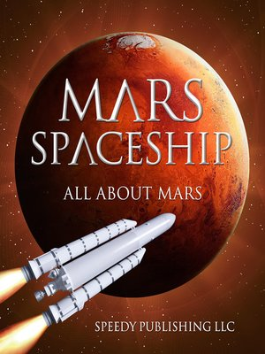 cover image of Mars Spaceship