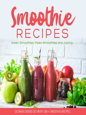cover image of Smoothie Recipes