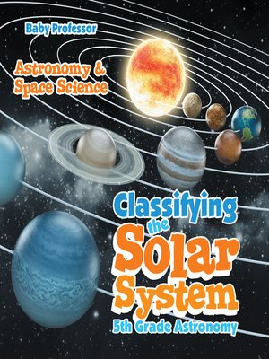 cover image of Classifying the Solar System Astronomy 5th Grade--Astronomy & Space Science