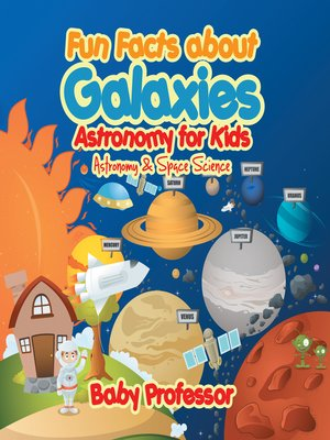 cover image of Fun Facts about Galaxies Astronomy for Kids--Astronomy & Space Science