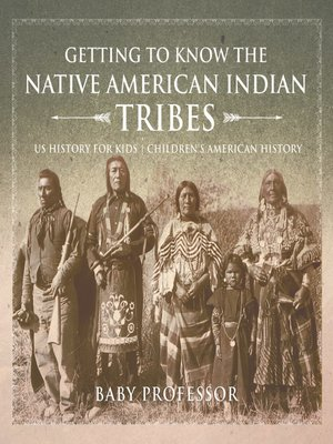 cover image of Getting to Know the Native American Indian Tribes