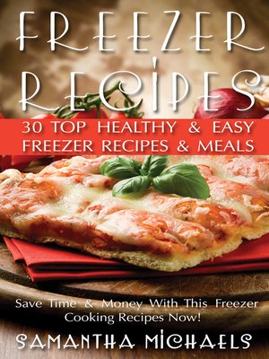 cover image of Freezer Recipes