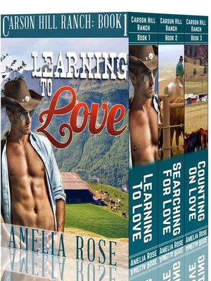 cover image of Carson Hill Ranch Box Set