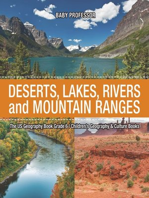 cover image of Deserts, Lakes, Rivers and Mountain Ranges