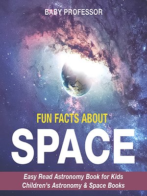 cover image of Fun Facts about Space