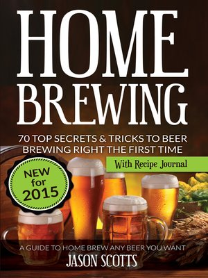cover image of Home Brewing