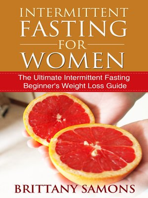 cover image of Intermittent Fasting For Women
