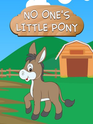 cover image of No One's Little Pony