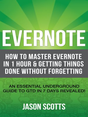 cover image of Evernote