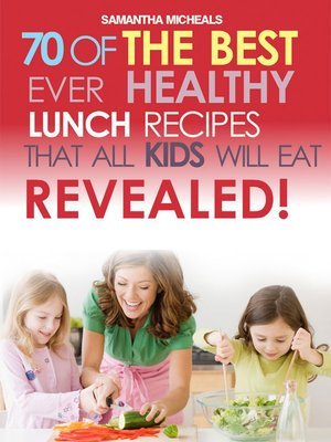 cover image of Kids Recipes Book