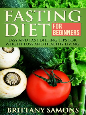 cover image of Fasting Diet For Beginners