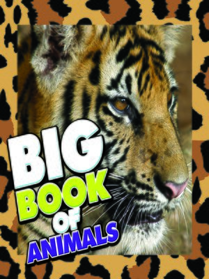 cover image of Big Book of Animals