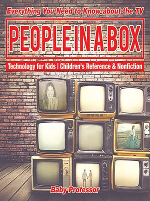 cover image of People in a Box: Everything You Need to Know about the TV