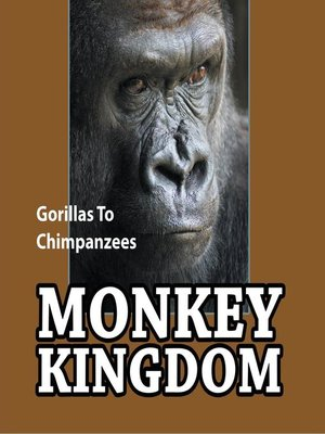 cover image of Monkey Kingdom--Gorillas to Chimpanzees