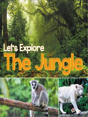cover image of Let's Explore the Jungle