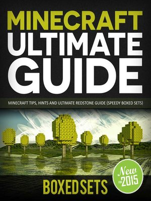 cover image of Minecraft Ultimate Guide