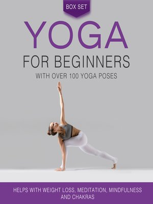 cover image of Yoga for Beginners with Over 100 Yoga Poses