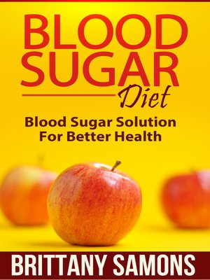 cover image of Blood Sugar Diet