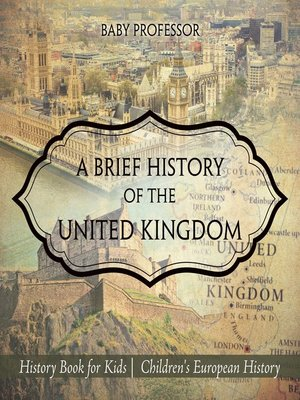 cover image of A Brief History of the United Kingdom