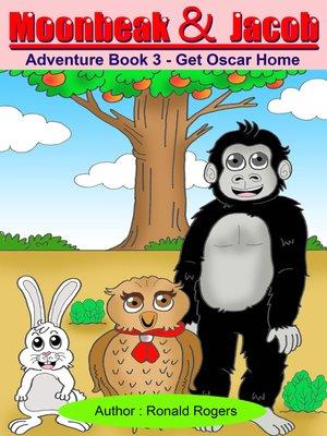 cover image of Moonbeak and Jacob Adventure Book 3
