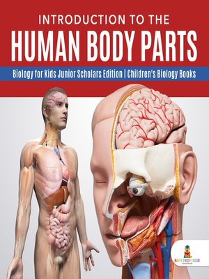 cover image of Introduction to the Human Body Parts--Biology for Kids Junior Scholars Edition--Children's Biology Books