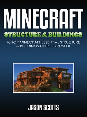 cover image of Minecraft Structure & Buildings