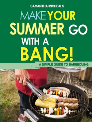 cover image of BBQ Cookbooks