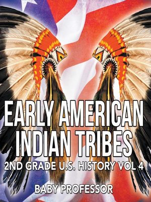 cover image of Early American Indian Tribes--2nd Grade U.S. History Vol 4