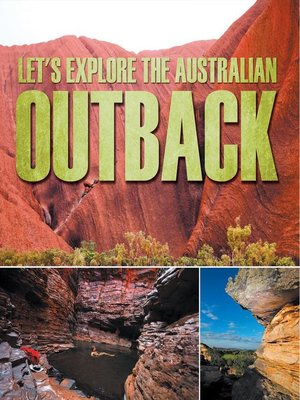 cover image of Let's Explore the Australian Outback