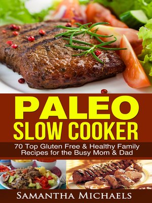 cover image of Paleo Slow Cooker