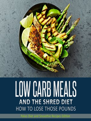 cover image of Low Carb Meals and the Shred Diet, How to Lose Those Pounds