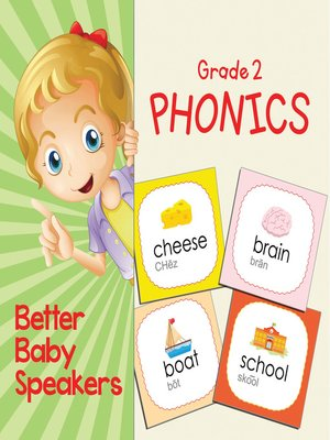 cover image of Grade 2 Phonics--Better Baby Speakers