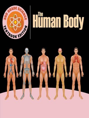 cover image of 3rd Grade Science--The Human Body--Textbook Edition