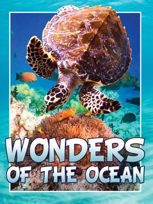 cover image of Wonders of the Ocean