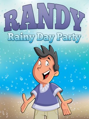 cover image of Randy's Rainy Day Party