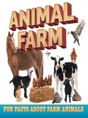 cover image of Animal Farm--Fun Facts About Farm Animals