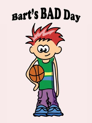 cover image of Bart's Bad Day