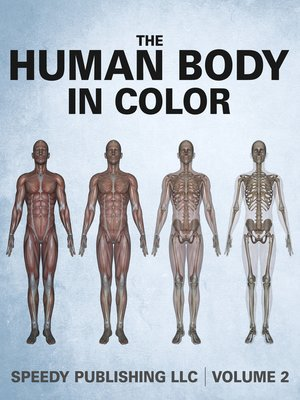 cover image of The Human Body In Color, Volume 2