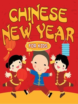 cover image of Chinese New Year For Kids