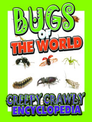 cover image of Bugs of the World