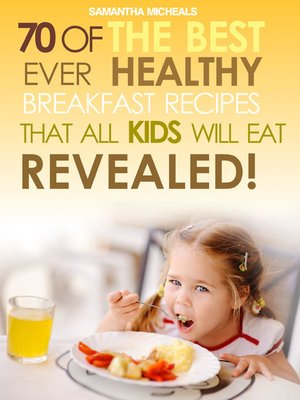 cover image of Kids Recipes Books